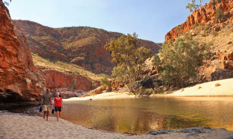8 Day Alice Springs Discovery River
